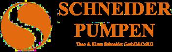 Schneider Pumpen ✔️ T&K Schneider - T&K Schneider GmbH