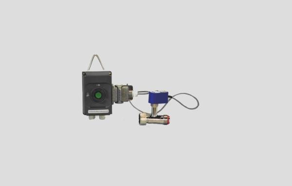Trockenlaufabschalt-automatik